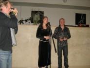 Galerija Labirynt Senec  2010.vystava a promocia dokumentneho filmu o rodine Knjazovic