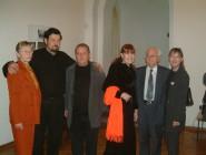 Ruski Dom Beograd v spoločnosti Zivana Saramandica a Milke Stojanovic