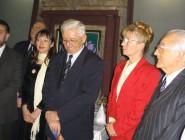 Nikola Kusovac a Ana Knjazovic