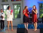Natašin prejav na otvoreni festivalu v Katowiciach