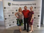 VÚC Žilina Pavol Holeštiak, Ana a Nataša Knjazovic